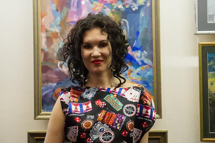 Модельер Нина Ручкина