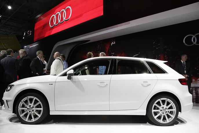 Audi A3 третьего поколения признан лучшим автомобилем года (World Car of the Year). Он обошел таких конкурентов, как BMW 4 Series и Mazda 3