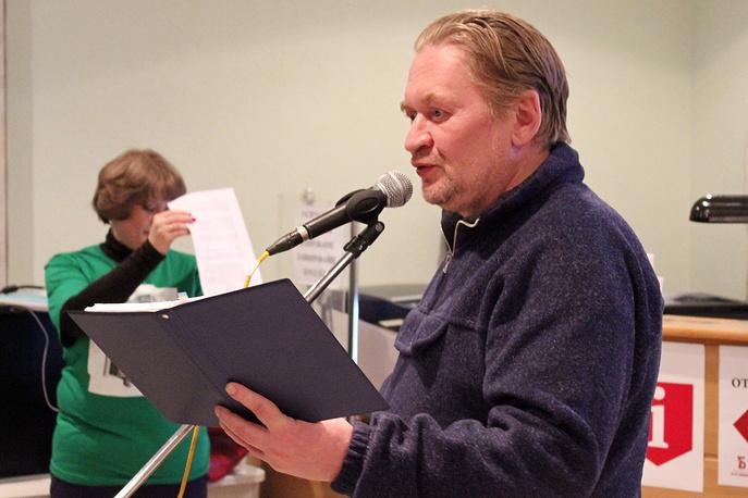 Вадим Дулепов, поэт и журналист