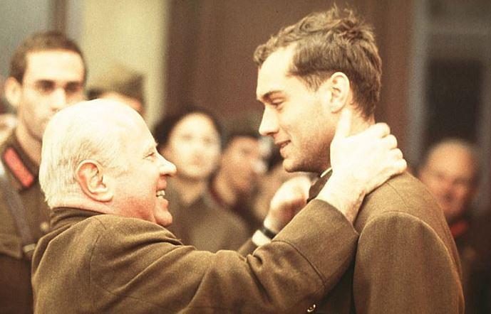 """В роли Хрущева. """"Враг у ворот"""", 2001 год"""