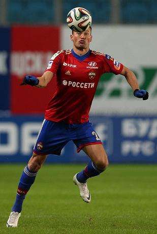 Василий Березуцкий (ЦСКА)