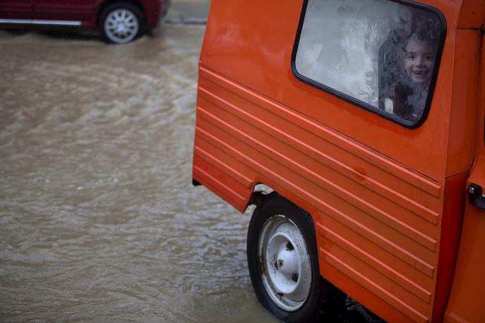 Ситуация в Белграде