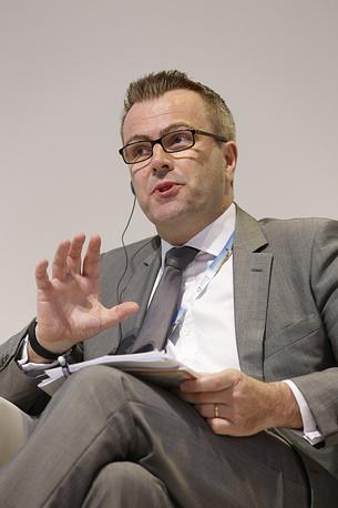 Управляющий партнер, финансовый консультант Deloitte CIS Ян Колебурн