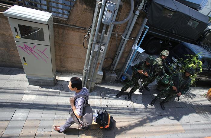 Обстановка на курортах Таиланда остается спокойной