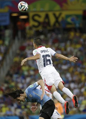 Костариканцы взлетели выше головы