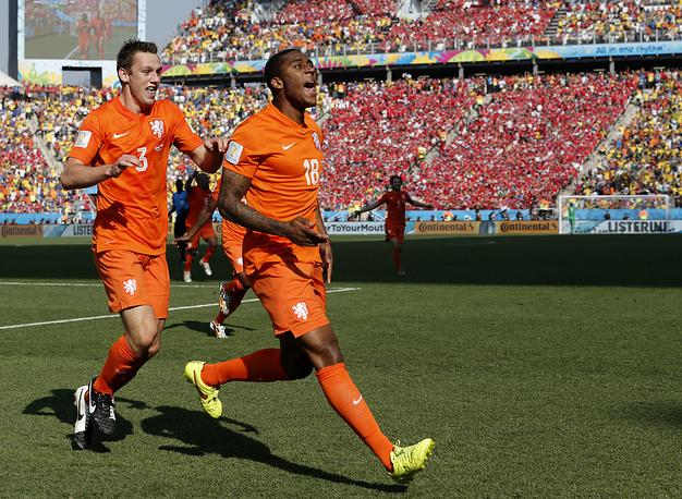 Своим первым же касанием после выхода на замену первый гол в матче забил Лерой Фер
