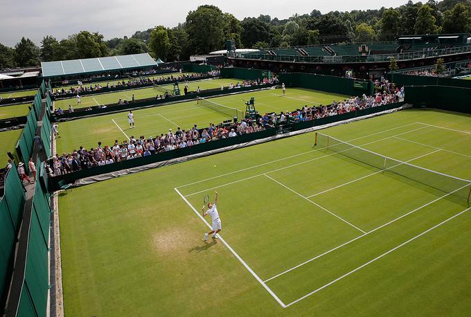 У теннисистов на Wimbledon строгий dress code. Они должны выступать только в белой одежде