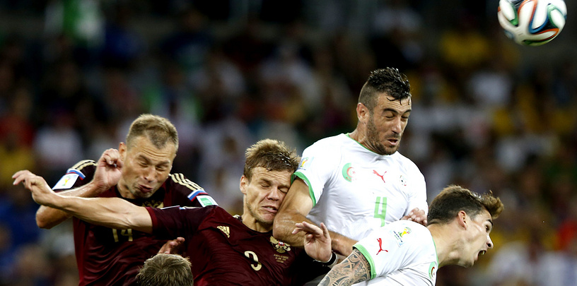 Ничья с командой Алжира на ЧМ-2014 не позволила сборной России выйти в 1/8 финала на своем третьем чемпионате мира. Следующий шанс побороться за выход в плей-офф российской команде представится на домашнем первенстве в 2018 году.