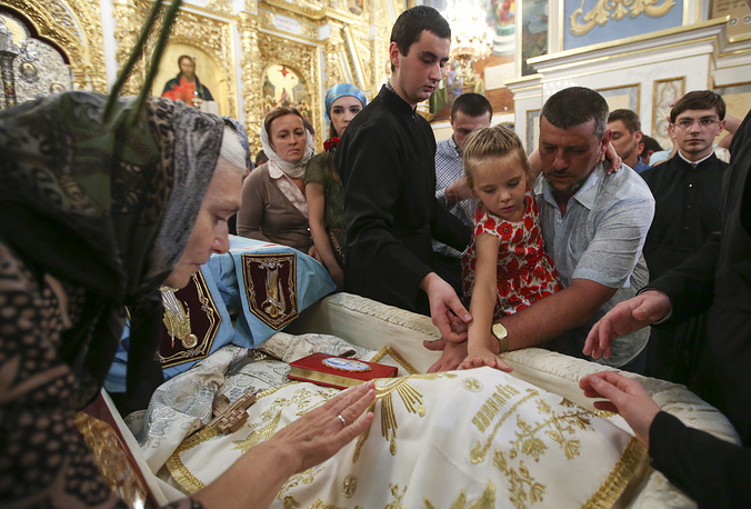 Похороны пройдут 7 июля у Дальних пещер Киево-Печерской лавры