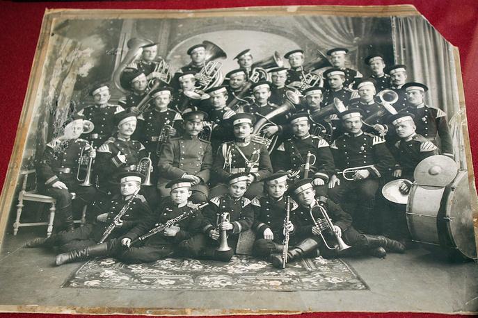 Оркестр 195-го Оровайского пехотного полка