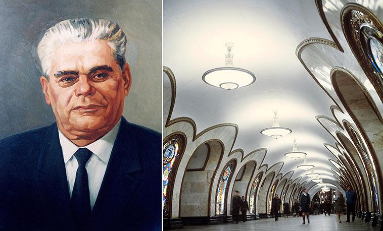 Александр Новохацкий возглавлял метрополитен Москвы с ноября 1959 года по март 1973 года. При нем в метро начали использовать системы автоматического регулирования скорости