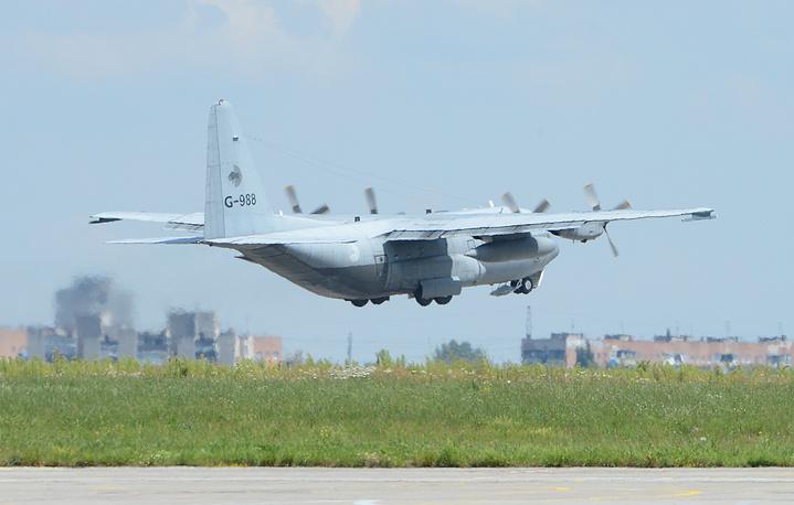 Самолет с телами погибших в авиакатастрофе вылетает их Харькова