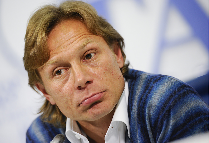 34. Валерий Карпин, футбол
