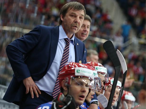 39. Олег Знарок, хоккей