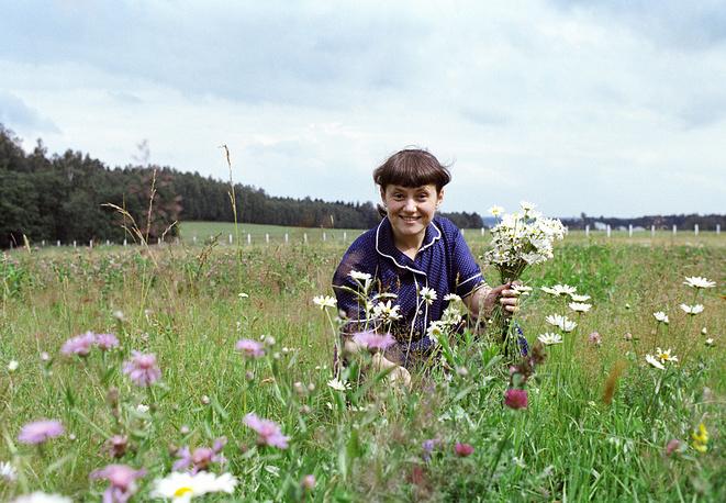 Летчик-космонавт СССР Светлана Савицкая, 1982 год