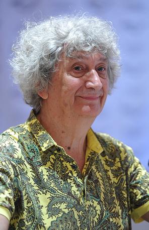 Председатель жюри конкурса анимационных фильмов, поэт, драматург Юрий Энтин