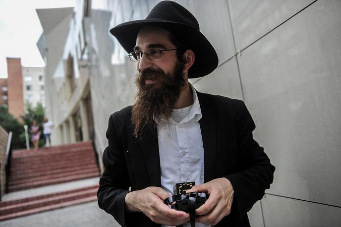 Готлиб Менахем Мендель, раввин из Израиля