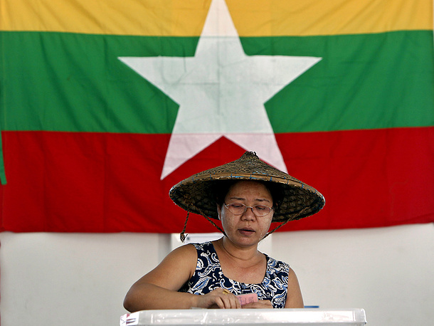 Парламентские выборы в Мьянме, 2012 год