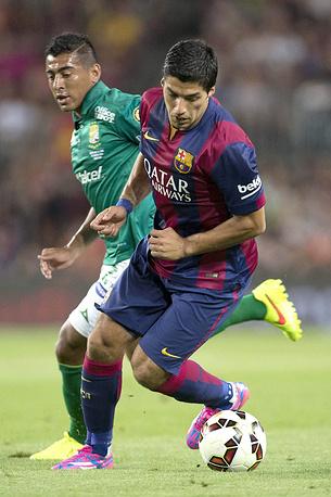 """14 августа стало известно, что CAS не стал сокращать дисквалификацию уругвайского футболиста. При этом игроку было разрешено тренироваться с """"Барселоной"""" и играть в товарищеских матчах"""
