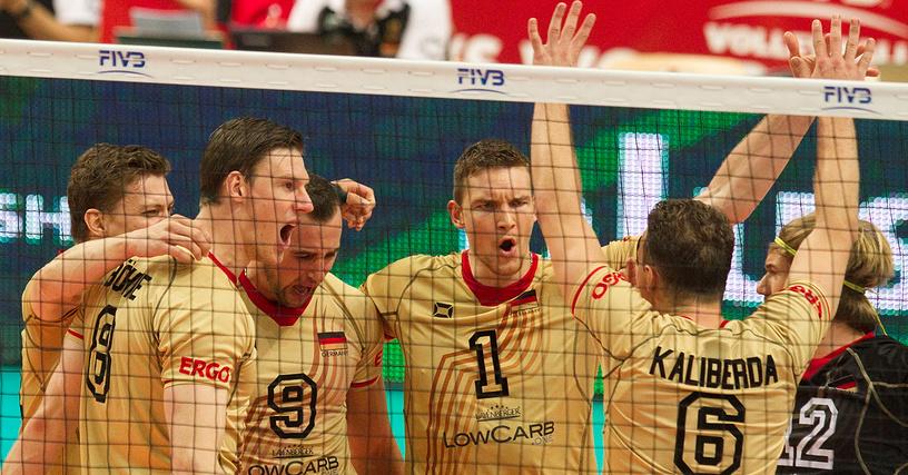 Немецкая сборная показала хорошую игру