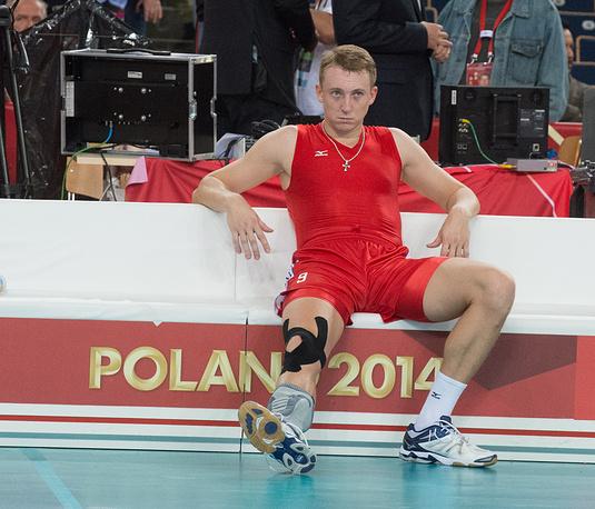 Расстроенный Алексей Спиридонов