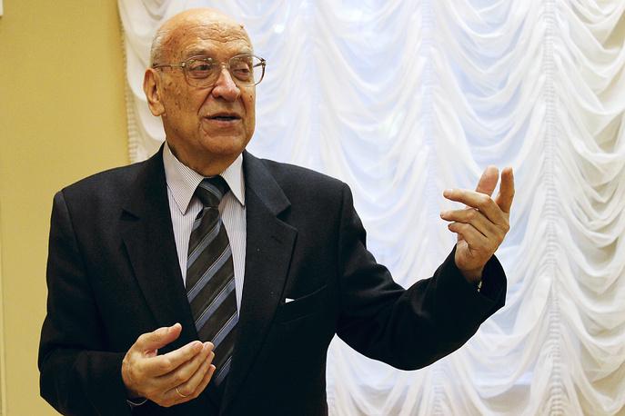 Президент Государственного исторического музея Александр Шкурко