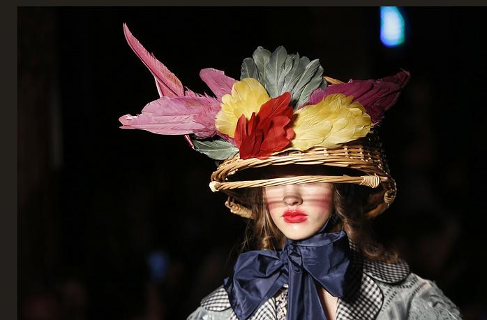 Коллекция британского дизайнера Вивьен Вествуд (Vivienne Westwood)