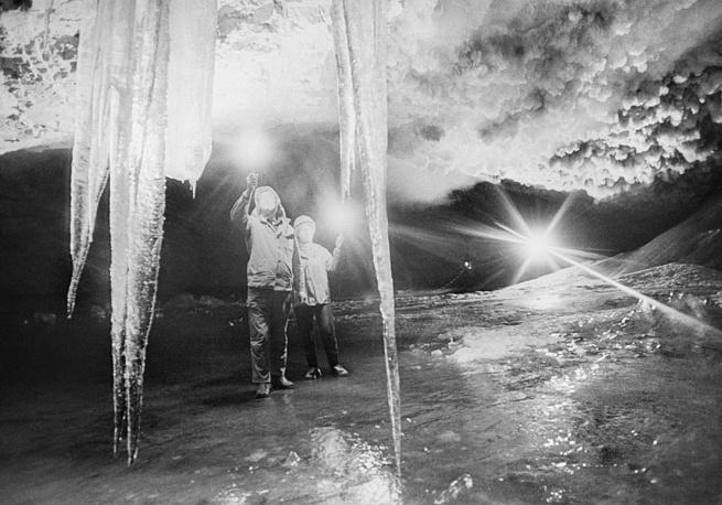 В пещерах Хэтээй