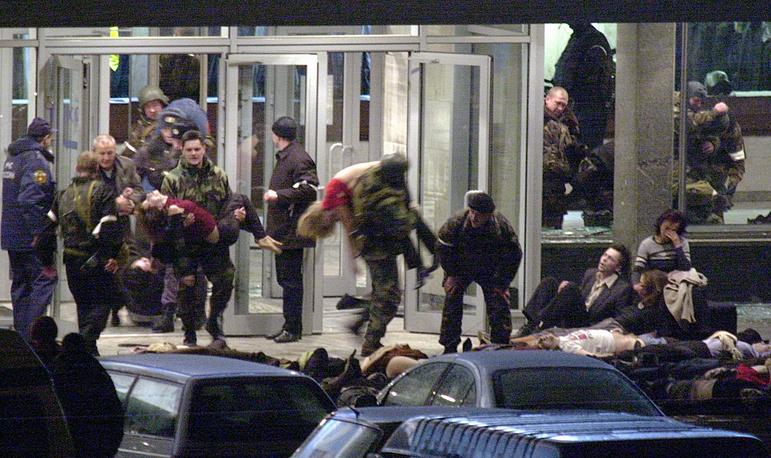 26 октября было принято решение о начале спецоперации по освобождению заложников силами спецподразделений ФСБ России