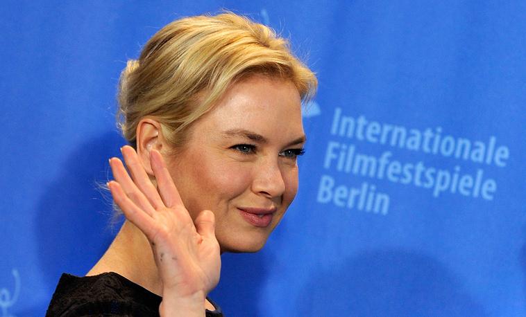Актриса в 2009 году