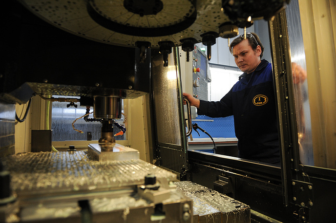 Вертикальный фрезеровальный центр для фрезеровки деталей продукции