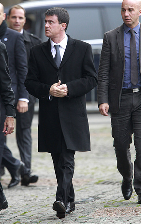 Премьер-министр Франции Манюэль Вальс