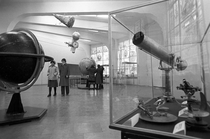 На базе планетария в 1934-1938 годах работал Стратосферный комитет, сотрудники которого изучали верхние слои атмосферы и занимались проблемами реактивного движения. Среди них были конструкторы ракетной техники Сергей Королев, Валентин Глушко, Михаил Тихонравов и другие