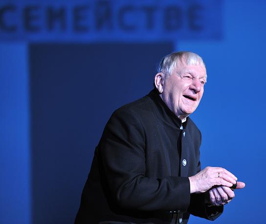 Актер Георгий Штиль (Павел Константинович Розальский, отец Веры)