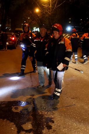 В причинах аварии, приведшей к пожарам, будет разбираться техническая комиссия