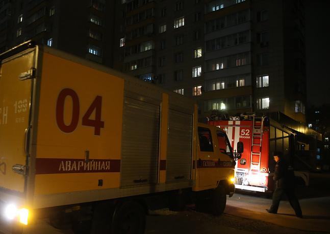 В связи с работой пожарно-спасательных бригад были внесены изменения в маршруты движения автобусов