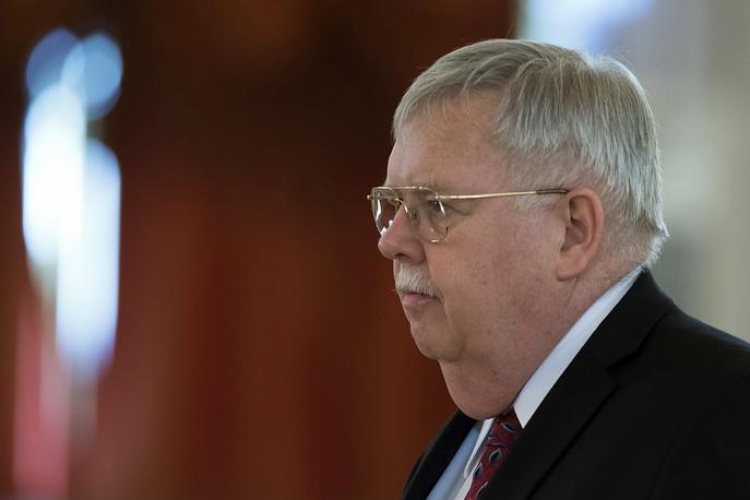 Джон Теффт работал послом на Украине, в Грузии и Литве, ранее - заместителем посла в России