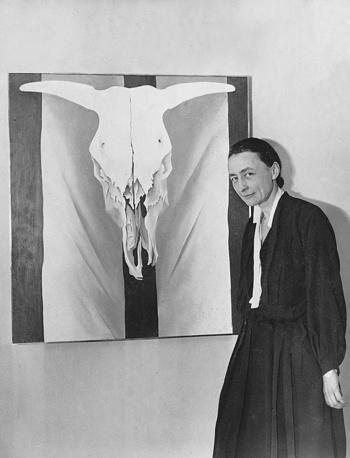 Джорджия О'Киф, 1930