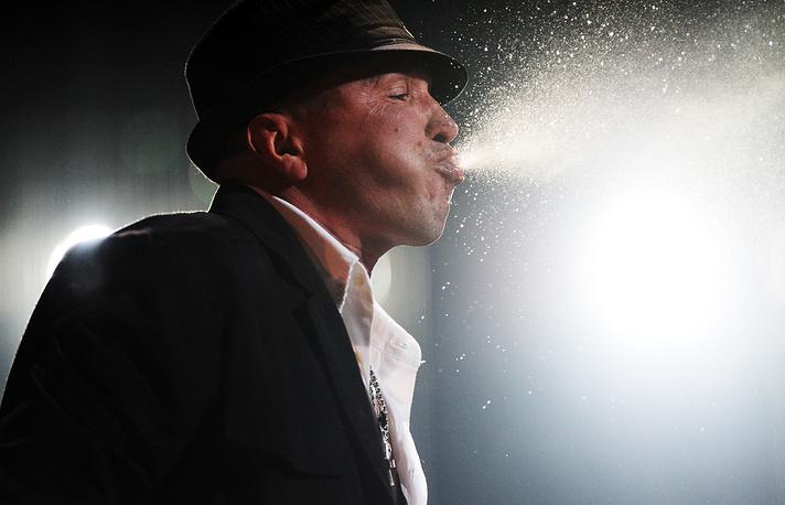 Юбилейный концерт Гарика Сукачева в Москве, 2009 год