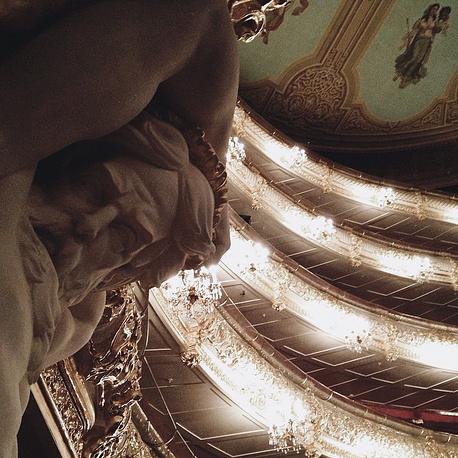 С Большого театра и акции с хэштегом #EmptyBolshoi популярное движение началось в России