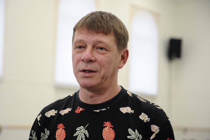 Хореограф и педагог Мариинского театра Сергей Вихарев