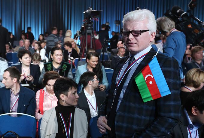 Пресс-конференция длилась в этот раз 3 часа 10 минут, на час меньше, чем год назад