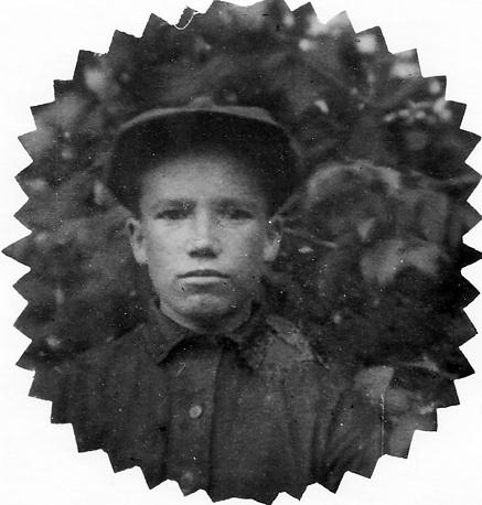 Алиф Усманов. 1938 год