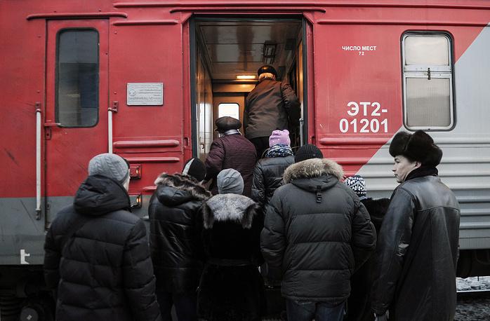10 февраля РЖД восстановили движение всех ранее отмененных электричек в 37 регионах России. Проблема пригородного железнодорожного сообщения была решена после того, как президент Владимир Путин раскритиковал правительство за сбои в движении поездов