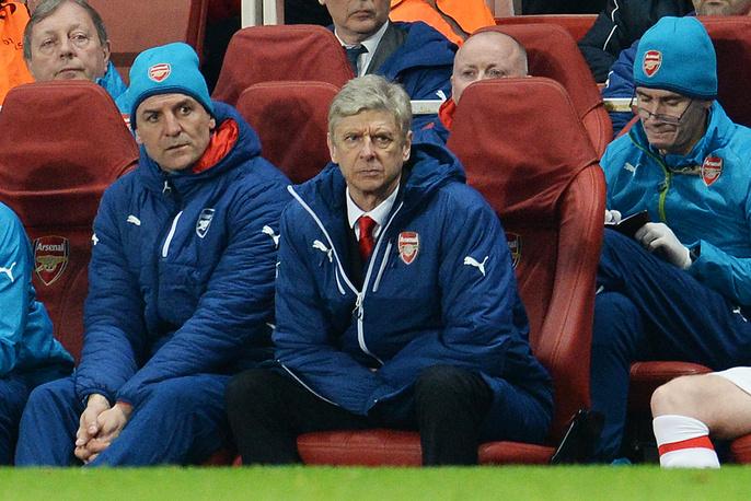 """Наставник """"Арсенала"""" Арсен Венгер, руководивший """"Монако"""" с 1987 по 1994 год, потерпел от бывшей команды ощутимое поражение"""