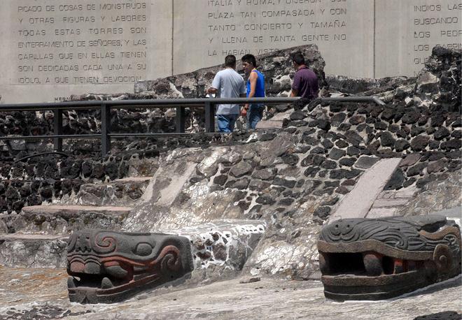 """Руины """"Большого храма"""" открыты для посещения туристов"""