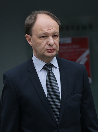 Руководитель Федерального агентства по печати и массовым коммуникациям Михаил Сеславинский
