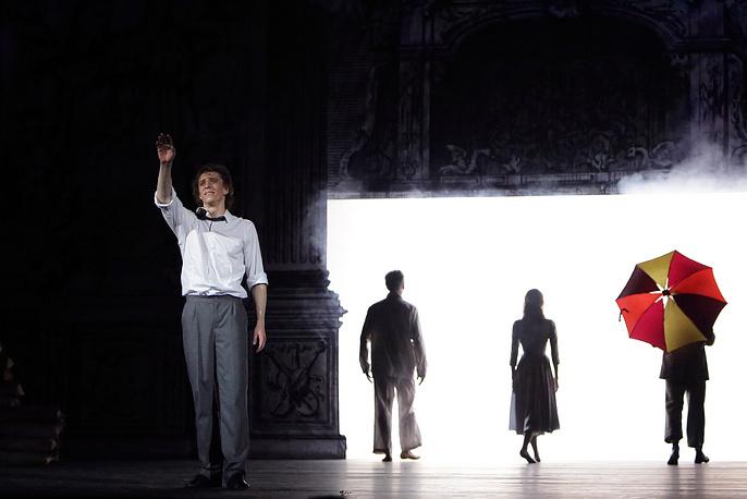 """С 11 по 15 марта в Большом театре проходит серия премьерных показов балета """"Гамлет"""""""