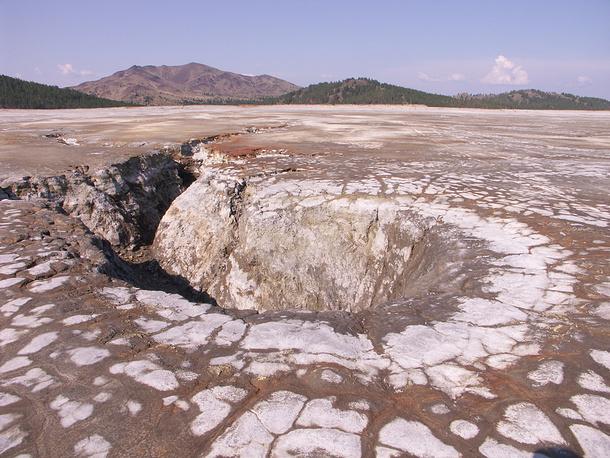 Экологические последствия металлургического производства черновой меди в Карабаше. 2010 год