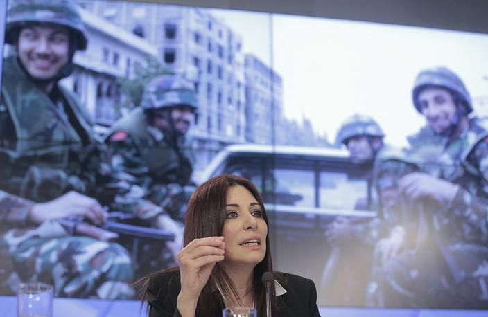 """Лидер сирийского """"Движения за плюралистическое общество"""" Ранда Кассис считает, что оппозиция должна продолжить переговоры в Казахстане"""